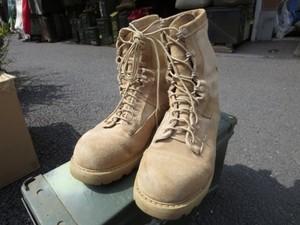 "U.S.Combat Boots GORE-TEX ""BATES"" size9W used"
