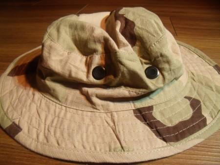 U.S.ARMY Hat Sun 100% Cotton sizeM? used