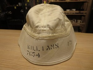U.S.NAVY Sailor Hat 1987年 size7 3/4 used