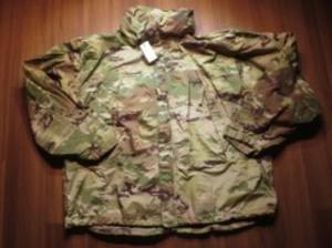 U.S.ARMY Parka OCP ExCold/Wet GenⅢ layer6 sizeXL-R