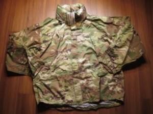U.S.ARMY Parka OCP ExCold/Wet GenⅢ layer6 sizeL-R