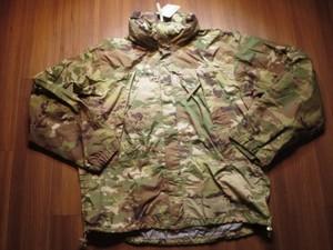 U.S.ARMY Parka OCP ExCold/Wet GenⅢ layer6 sizeM-L