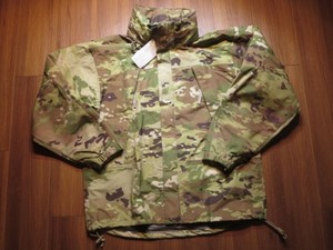 U.S.ARMY Parka OCP ExCold/Wet GenⅢ layer6 sizeS-R