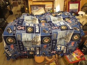U.S.NAVY Blanket used