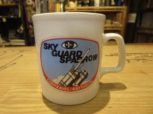 """Skyguard Sparrow"" Mug used"