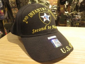 "U.S.ARMY Cap ""2nd INFANTRY DIVISION"" new"