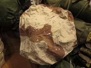 U.S.Cover for Field Pack Camouflage 1983年 used