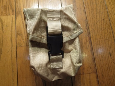U.S Pouch 3colDesart 100Round General Purpose new?