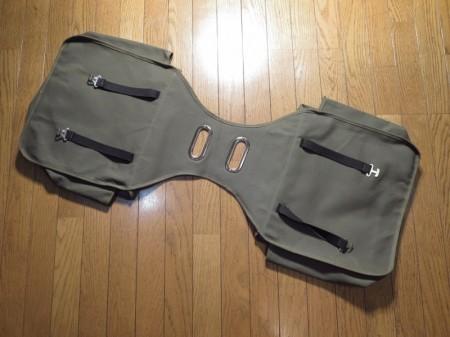 Saddle Bag Large (画像右) 当店モデル new