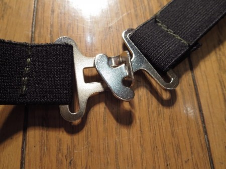 Saddle Bag Small (画像左)当店モデル new