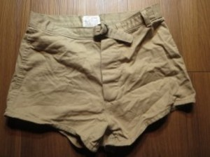 U.S.NAVY Trunks Swimmers size32 used