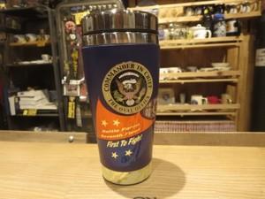 "U.S.NAVY Coffee Mug ""CTF-70"" used"
