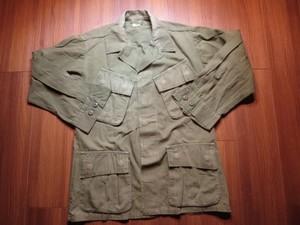 U.S.Coat 100%Cotton 1960年代? sizeS-Short used