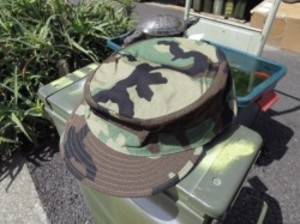 U.S.ARMY Cap Hot Weather size7 5/8 new?