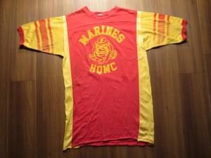 U.S.MARINE CORPS T-Shirt Athletic? sizeL used