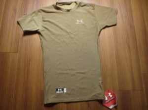 "U.S.ARMY T-Shirt Athletic ""UNDER ARMOUR"" sizeL new"