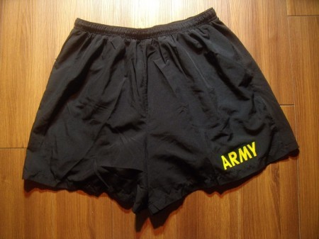 U.S.ARMY Trunks Physical Training sizeL used