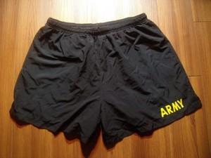 U.S.ARMY Trunks Physical Training sizeXL used