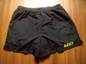 U.S.ARMY Trunks Physical Training size2XL used