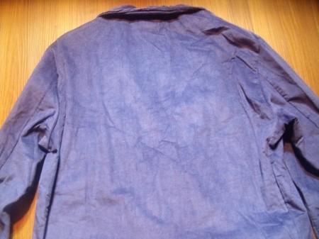 U.S.Robe Dressing Corduroy 1977年 sizeM used