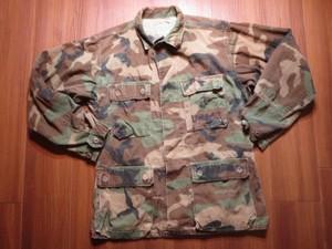 U.S.MARINE CORPS Combat Coat 1980年代? sizeS-R used