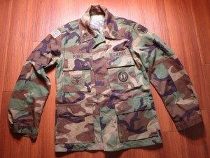 U.S.ARMY NATIONAL GUARD Combat Coat sizeS-S? used