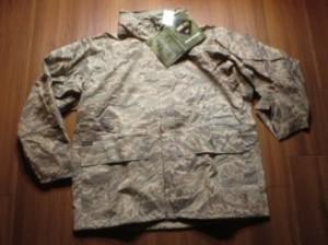 U.S.AIR FORCE Gore-Tex Parka sizeM-XShort new