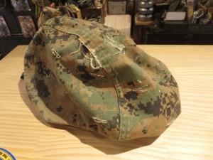 U.S.MARINE CORPS Helmet Cover sizeM/L used