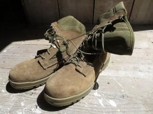 U.S.MARINE CORPS Combat Boots size11W used?