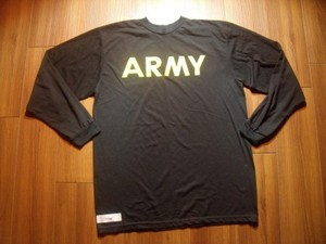 U.S.ARMY T-Shirt Physical Training sizeM used