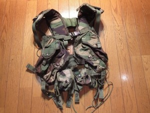 U.S.Vest Tactical Load Bearing Enhanced used