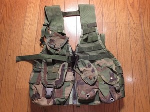 U.S.Vest MOLLEⅡFighting Load Carrier used