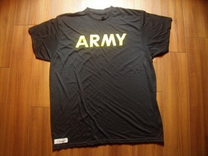 U.S.ARMY T-Shirt Physical Training sizeXL used