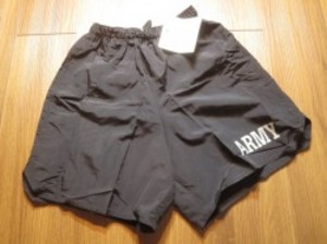 U.S.ARMY Trunks Physical Fitness sizeXS new
