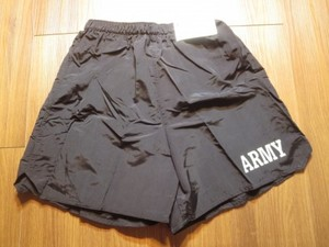 U.S.ARMY Trunks Physical Fitness sizeS new