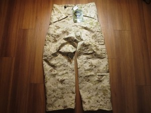U.S.MARINE CORPS Gore-TexTrousers sizeS-Short new