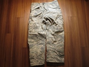 U.S.AIR FORCE Gore-Tex Trousers sizeM-Short new