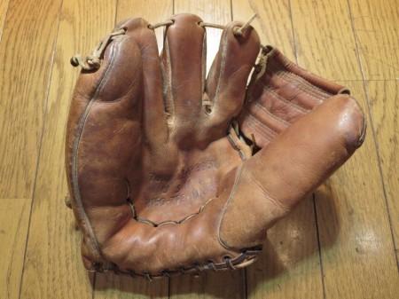 U.S.MARINE CORPS Glove 1940年代? used