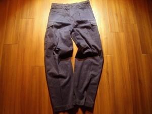 U.K. NAVY? Field Trousers size82cm used
