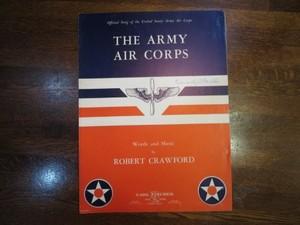 U.S.Army Air Corps Score 1940年代 used