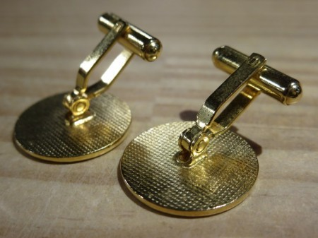 "U.S.CuffLinks ""PRESIDENT'S COUNCIL"" used"