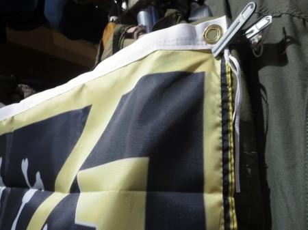 "U.S.NAVY Flag ""Jolly Rogers VF-103"" new"
