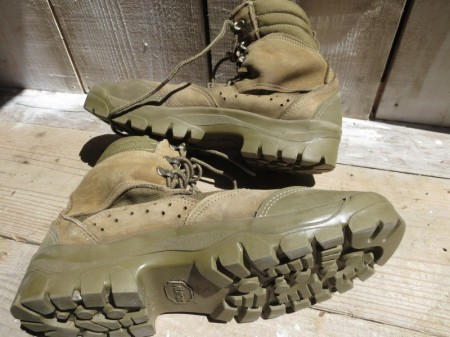 "U.S.Boots Combat Hiker ""BATES"" size10R used"