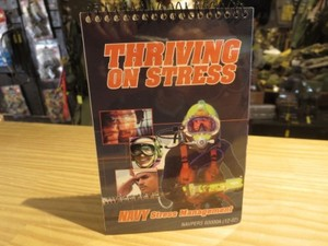 "U.S.NAVY Manual ""Thriving on Stress"""