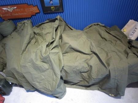 U.S.Tent Shelter Half 1960年 used