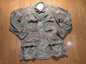 U.S.MARINE CORPS Jacket Camouflage 1981年sizeS used