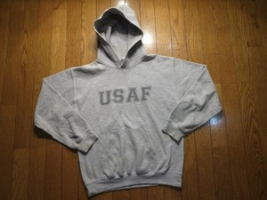 U.S.AIR FORCE Hooded Parka sizeS used