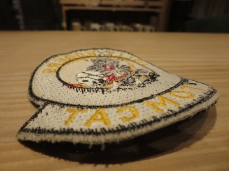 """U.S.NAVY Patch """"Jolly Rogers VF-84?"""" used"""