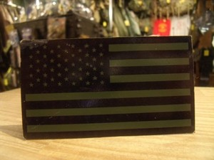 """U.S.IR Patch """"The Stars and Stripes"""" used"""