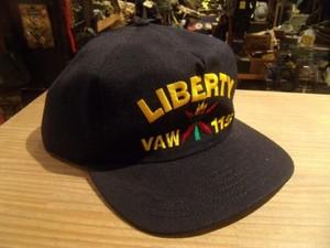 """U.S.NAVY Cap """"VAW-115 LIBERTY BELLS"""""""
